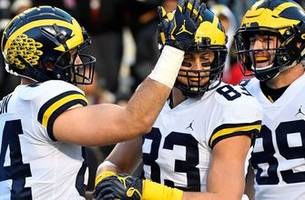 Colin Cowherd explains why No. 24 Michigan will upset No. 5 Wisconsin this weekend