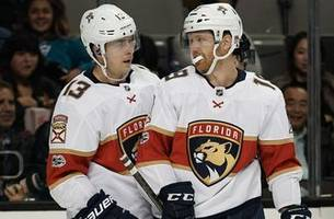 roberto luongo stops 35 shots, panthers shut out sharks to begin trip
