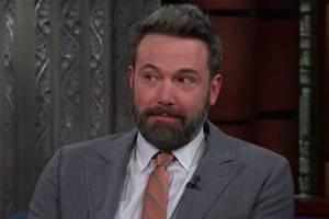 Ben Affleck: Trump Insisted on Being an Extra in Any Movie Filmed at His Properties (Video)