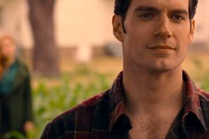 here's why superman's mouth looks weird in 'justice league'