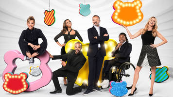 stars line up for for children in need