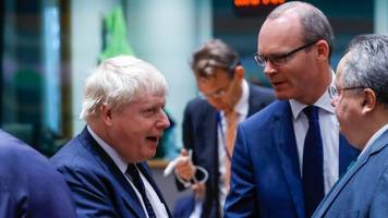 Boris Johnson and Simon Coveney to hold Brexit talks