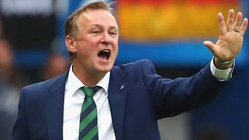 Michael O'Neill: Northern Ireland manager set for talks with SFA over Scotland job
