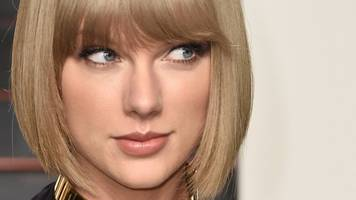 Taylor Swift cements her chart reputation with third UK number one album