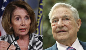 Beyond Resistance - Soros, Pelosi Headline Left's Biggest Dark Money Conference