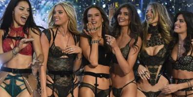 it's a nightmare - chinese bureaucrats are killing the victoria's secret fashion show