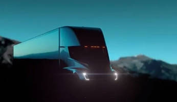 Watch Live: Tesla Unveils Its Mind-Blowing Semi-Truck