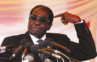 zimbabwe: reports that all ten branches of mugabe's zanu pf party passed no confidence votes