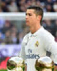 cristiano ronaldo: real madrid superstar admits he wants seven children and ballon d'ors