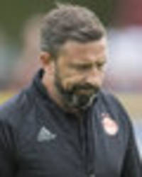 new rangers manager: derek mcinnes refuses to answer questions on aberdeen future