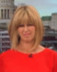 Good Morning Britain's Kate Garraway gets her knickers out