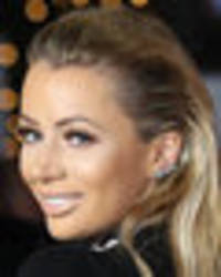 Love Island's Olivia Attwood hits red carpet in completely see-through skirt