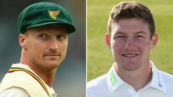 Quiz: Can you name the players in Australia's Ashes squad?