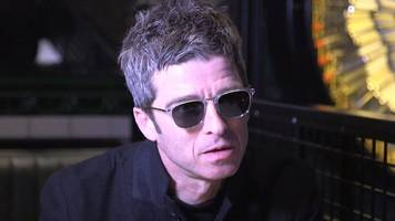 Noel Gallagher: Manchester City are playing 'cosmic' football