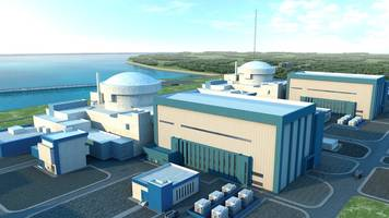 Design for planned nuclear power plant in Essex unveiled