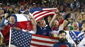 the us missed the world cup, so it's thinking about starting its own