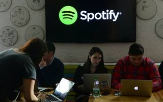 spotify has just bought this music startup