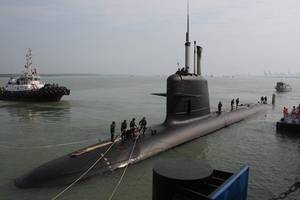 Argentina Submarine With At Least 40 Crew Members Goes Missing