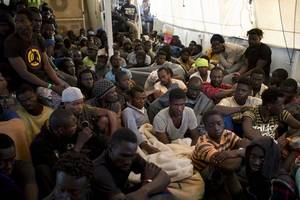 Libyan Authorities Launch Investigation Into Slave Auctions