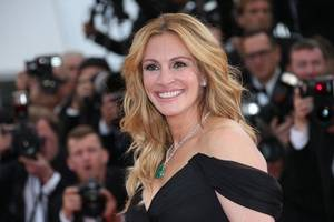 I was spared from sexual harassment says Julia Roberts