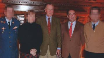 george bush snr accused of groping by eighth woman