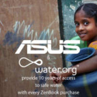 ASUS Announces Commitment to Help Provide More Than 20,000 People with Access to Safe Water through Donation to Water.org and the ASUS Wave Makers Holiday Giving Program