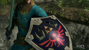 how to find the zelda gear in skyrim on the switch