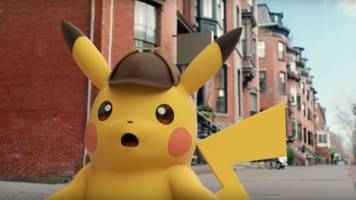pokémon live-action movie now has its (human) lead