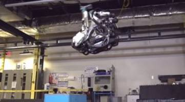 Boston Dynamics Robot Is Done Being Pushed Around, Learns to do a Backflip