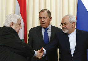 analysis: the pragmatic sunni front against iran exists no more