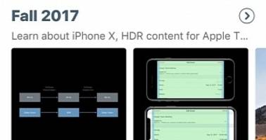 Apple Updates Its WWDC iOS App with Support for iPhone X and iOS 11