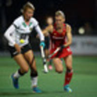 hockey: england fall to germany in auckland world league tournament