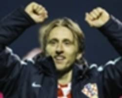 how luka modric went from rejected youth player to the best midfielder in the world