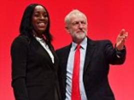 jeremy corbyn faces abuse like black people, says aide