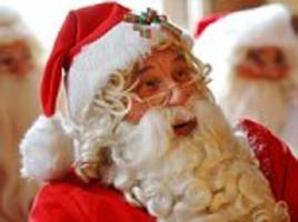 National Trust introduces ban on 'Santa Claus'