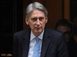 philip hammond to tax bottles and coffee cups in budget