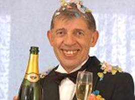 Britain's most married man on the hunt for wife number 9