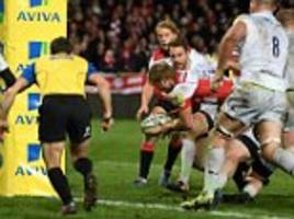 Gloucester 23-17 Saracens: Comeback at Kingsholm