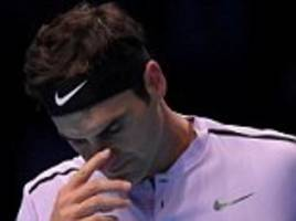 roger federer has historic season ended by david goffin
