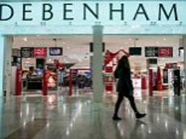 big high street stores brace for profits rout