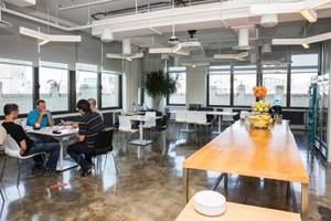 Inside the New York City offices of $45 billion hedge-fund firm Two Sigma