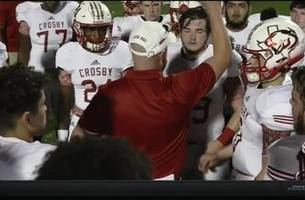 crosby vs. port neches grove with coach feature | football friday