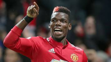 Paul Pogba: Man Utd boss Jose Mourinho says midfielder is 'different class'