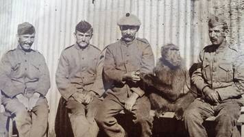 Second Boer War photos discovered under bed