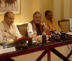Revenue collections from GST on increase every month: Bihar Dy CM Sushil Modi