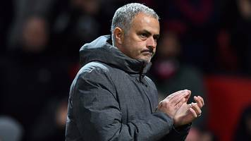 manchester united 4-1 newcastle united: jose mourinho pleased by 'dominant' response