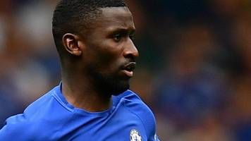 no punishment for roma 'monkey chants' at chelsea's rudiger