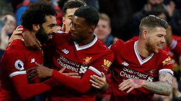 'perfect day' as salah double secures liverpool win over southampton