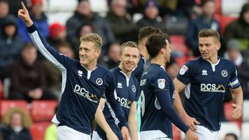 sunderland reach unwanted milestone in millwall draw