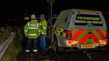 Rescue teams search for missing kayaker off Aberdeenshire